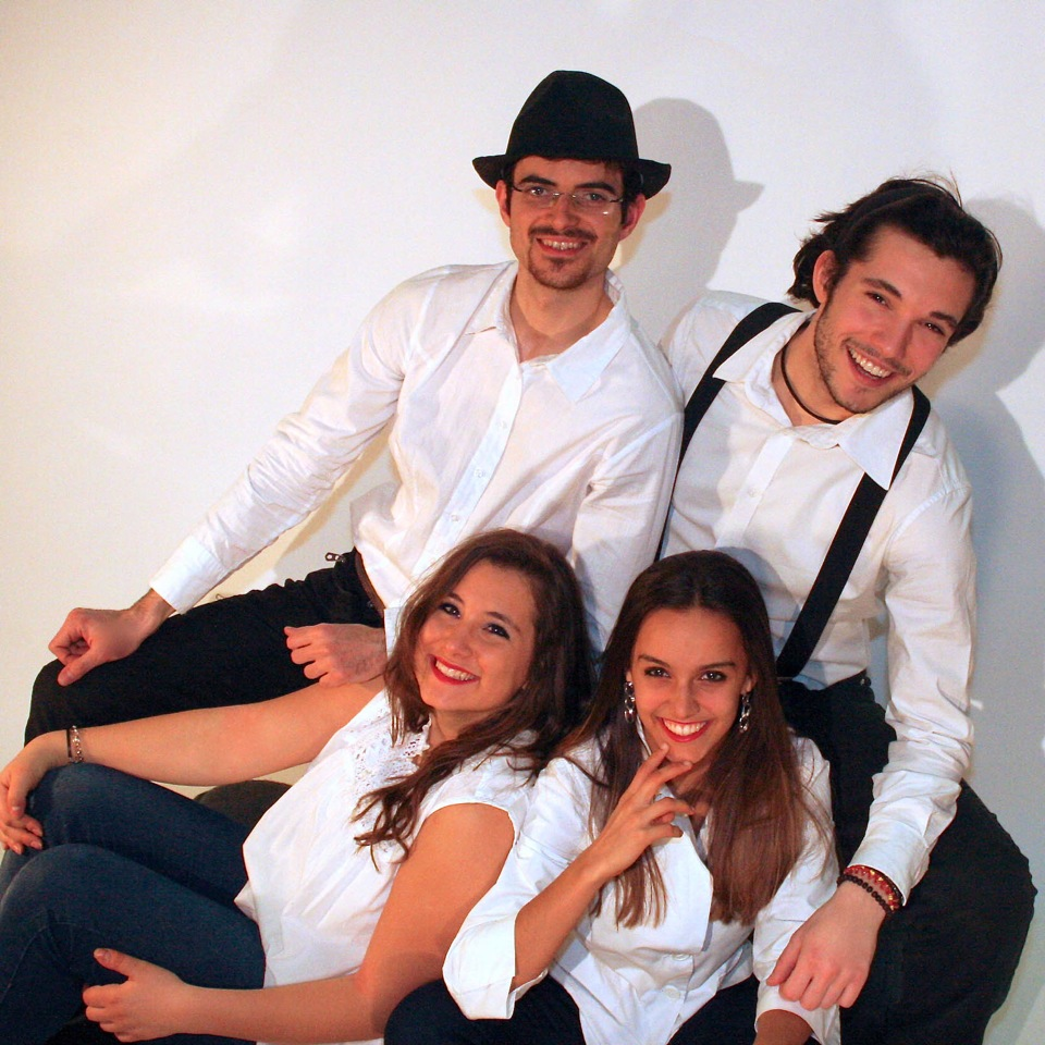 IN-TUNE vocal quartet
